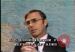 Image of South East Asian refugees Europe, 1980, second 13 stock footage video 65675071919