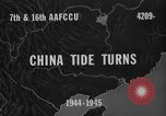 Image of buildings burn China, 1945, second 5 stock footage video 65675071924