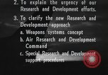 Image of F-86 Sabre Korea, 1952, second 41 stock footage video 65675071929