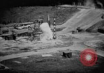 Image of German V-2 rocket launches and destruction Peenemunde Germany, 1944, second 29 stock footage video 65675071935