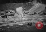 Image of German V-2 rocket launches and destruction Peenemunde Germany, 1944, second 32 stock footage video 65675071935
