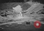 Image of German V-2 rocket launches and destruction Peenemunde Germany, 1944, second 34 stock footage video 65675071935