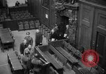 Image of war crimes trials Nuremberg Germany, 1947, second 3 stock footage video 65675071944