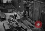 Image of war crimes trials Nuremberg Germany, 1947, second 5 stock footage video 65675071944