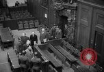 Image of war crimes trials Nuremberg Germany, 1947, second 6 stock footage video 65675071944