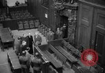 Image of war crimes trials Nuremberg Germany, 1947, second 9 stock footage video 65675071944