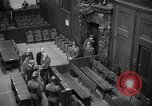 Image of war crimes trials Nuremberg Germany, 1947, second 10 stock footage video 65675071944