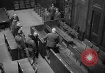 Image of war crimes trials Nuremberg Germany, 1947, second 16 stock footage video 65675071944