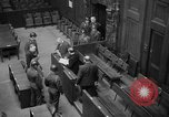 Image of war crimes trials Nuremberg Germany, 1947, second 22 stock footage video 65675071944