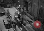 Image of war crimes trials Nuremberg Germany, 1947, second 23 stock footage video 65675071944