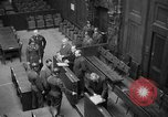 Image of war crimes trials Nuremberg Germany, 1947, second 27 stock footage video 65675071944