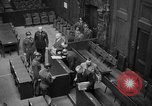 Image of war crimes trials Nuremberg Germany, 1947, second 31 stock footage video 65675071944