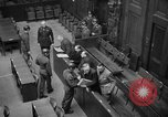 Image of war crimes trials Nuremberg Germany, 1947, second 33 stock footage video 65675071944