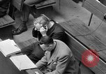 Image of war crimes trials Nuremberg Germany, 1947, second 54 stock footage video 65675071944