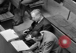 Image of war crimes trials Nuremberg Germany, 1947, second 60 stock footage video 65675071944