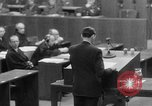 Image of war crimes trials Nuremberg Germany, 1947, second 19 stock footage video 65675071945