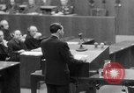 Image of war crimes trials Nuremberg Germany, 1947, second 61 stock footage video 65675071945
