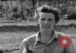 Image of American nurses Leyte Philippines, 1945, second 15 stock footage video 65675071948