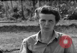 Image of American nurses Leyte Philippines, 1945, second 16 stock footage video 65675071948