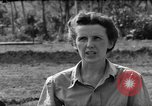 Image of American nurses Leyte Philippines, 1945, second 20 stock footage video 65675071948
