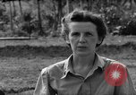 Image of American nurses Leyte Philippines, 1945, second 25 stock footage video 65675071948