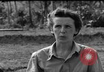 Image of American nurses Leyte Philippines, 1945, second 28 stock footage video 65675071948