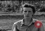 Image of American nurses Leyte Philippines, 1945, second 29 stock footage video 65675071948