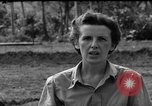 Image of American nurses Leyte Philippines, 1945, second 33 stock footage video 65675071948