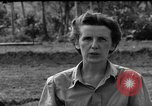 Image of American nurses Leyte Philippines, 1945, second 34 stock footage video 65675071948