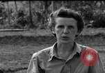 Image of American nurses Leyte Philippines, 1945, second 36 stock footage video 65675071948