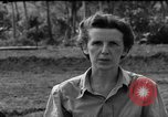 Image of American nurses Leyte Philippines, 1945, second 38 stock footage video 65675071948