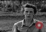 Image of American nurses Leyte Philippines, 1945, second 39 stock footage video 65675071948