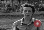Image of American nurses Leyte Philippines, 1945, second 41 stock footage video 65675071948