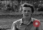 Image of American nurses Leyte Philippines, 1945, second 42 stock footage video 65675071948