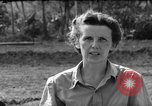 Image of American nurses Leyte Philippines, 1945, second 46 stock footage video 65675071948