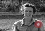 Image of American nurses Leyte Philippines, 1945, second 47 stock footage video 65675071948