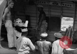 Image of Injured  U.S.prisoners of war removed from air evacuation planes Leyte Philippines, 1945, second 19 stock footage video 65675071949