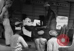 Image of Injured  U.S.prisoners of war removed from air evacuation planes Leyte Philippines, 1945, second 20 stock footage video 65675071949