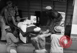 Image of Injured  U.S.prisoners of war removed from air evacuation planes Leyte Philippines, 1945, second 24 stock footage video 65675071949