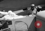 Image of Injured  U.S.prisoners of war removed from air evacuation planes Leyte Philippines, 1945, second 38 stock footage video 65675071949