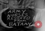 Image of American nurses Leyte Philippines, 1945, second 2 stock footage video 65675071950
