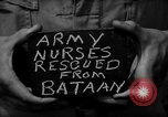 Image of American nurses Leyte Philippines, 1945, second 4 stock footage video 65675071950