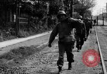 Image of Elements of the U.S. 1st Cavalry Division advancing  Manila Philippines, 1945, second 36 stock footage video 65675071952