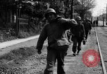 Image of Elements of the U.S. 1st Cavalry Division advancing  Manila Philippines, 1945, second 37 stock footage video 65675071952