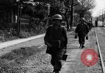 Image of Elements of the U.S. 1st Cavalry Division advancing  Manila Philippines, 1945, second 40 stock footage video 65675071952