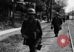 Image of Elements of the U.S. 1st Cavalry Division advancing  Manila Philippines, 1945, second 41 stock footage video 65675071952