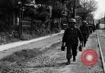 Image of Elements of the U.S. 1st Cavalry Division advancing  Manila Philippines, 1945, second 43 stock footage video 65675071952