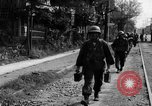Image of Elements of the U.S. 1st Cavalry Division advancing  Manila Philippines, 1945, second 44 stock footage video 65675071952