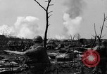 Image of Elements of the U.S. 1st Cavalry Division advancing  Manila Philippines, 1945, second 62 stock footage video 65675071952