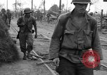 Image of General Mudge and troops of U.S. 1st Cavalry Division Manila Philippines, 1945, second 24 stock footage video 65675071953
